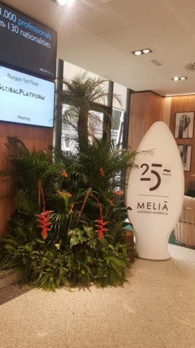 Evento Wild Wild Night 25 años Meliá