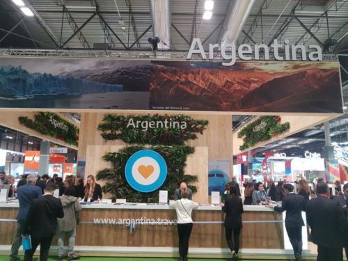 Stand Argentina FITUR 2020