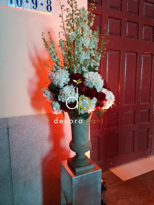 Composición floral, Las Ventas