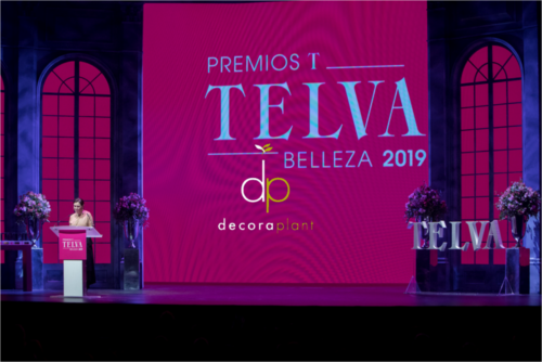 Premios TELVA Belleza 2019, Teatro Coliseum